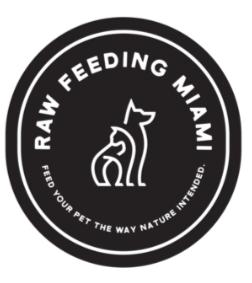 Raw Feeding Miami